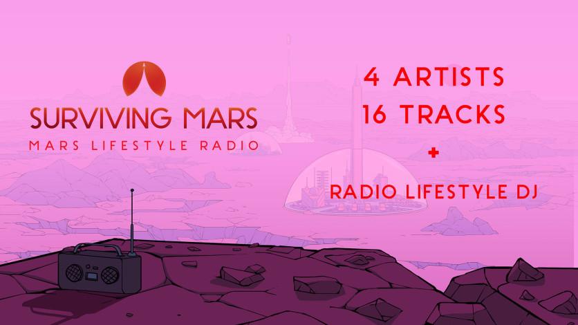 Screenshot 1 - Surviving Mars: Mars Lifestyle Radio