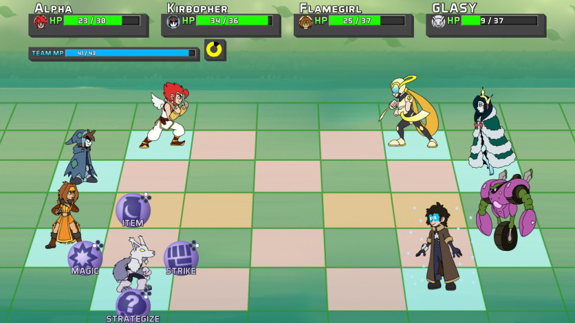 Screenshot 8 - Terrain of Magical Expertise