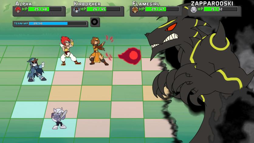 Screenshot 12 - Terrain of Magical Expertise