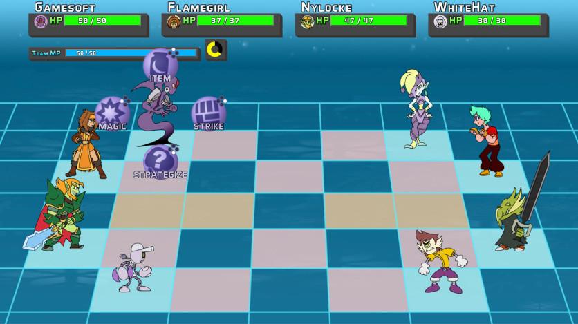 Screenshot 5 - Terrain of Magical Expertise