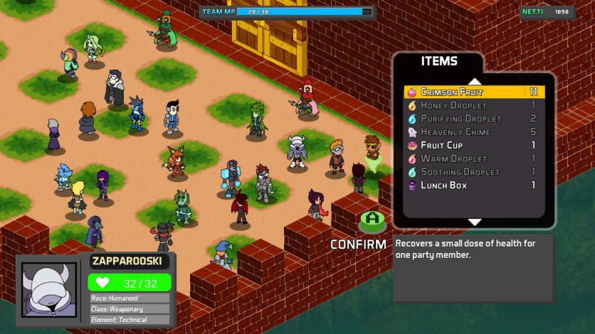 Screenshot 9 - Terrain of Magical Expertise