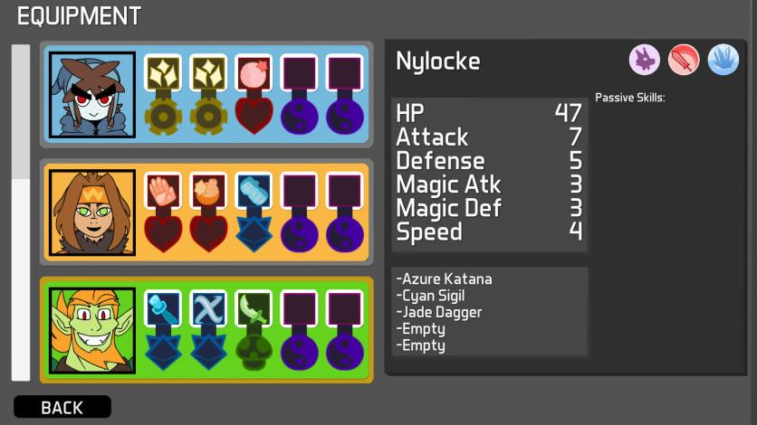 Screenshot 11 - Terrain of Magical Expertise