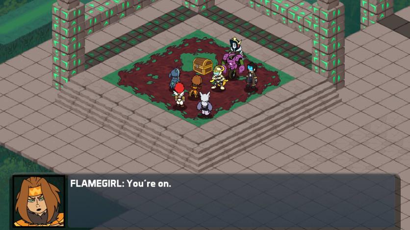 Screenshot 7 - Terrain of Magical Expertise