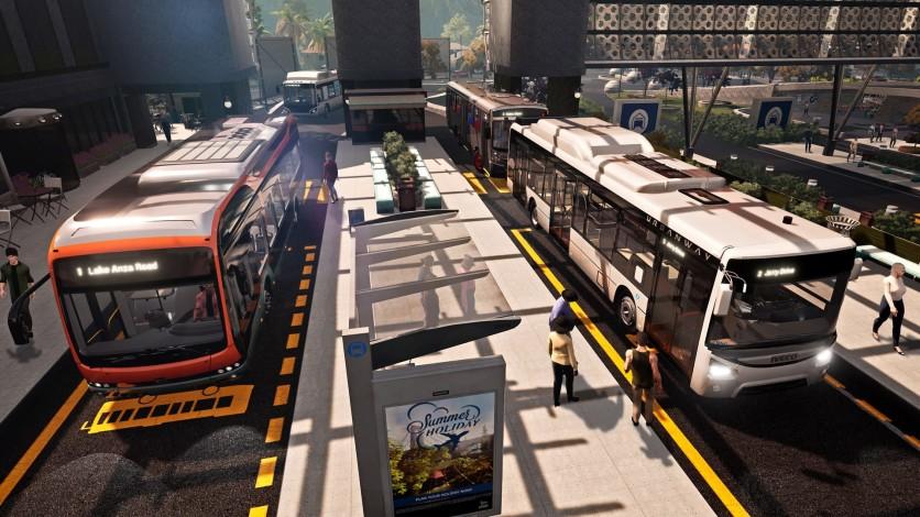 Screenshot 2 - Bus Simulator 21