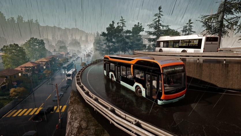 Screenshot 4 - Bus Simulator 21
