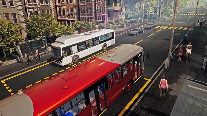 Screenshot 10 - Bus Simulator 21