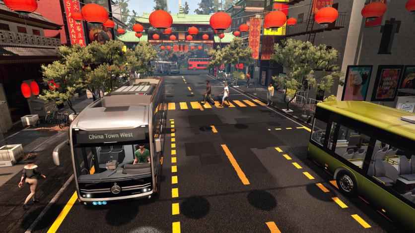 Screenshot 3 - Bus Simulator 21