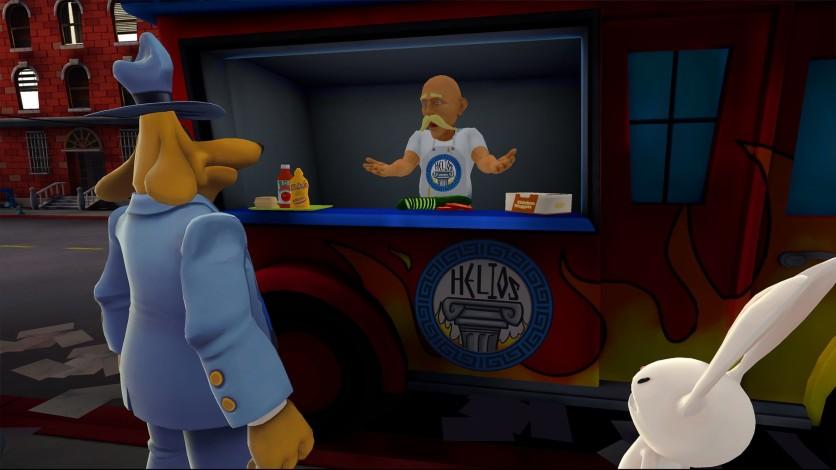 Screenshot 6 - Sam & Max: This time it's virtual!