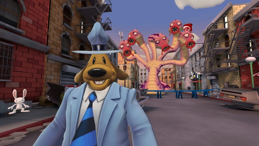 Screenshot 3 - Sam & Max: This time it's virtual!