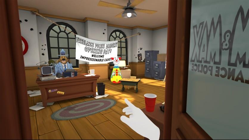 Screenshot 2 - Sam & Max: This time it's virtual!