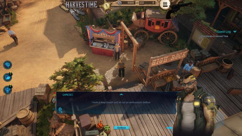 Screenshot 11 - Gamedec