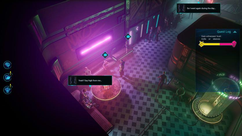Screenshot 10 - Gamedec