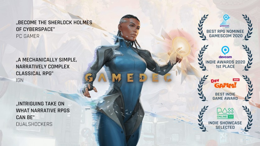 Screenshot 5 - Gamedec