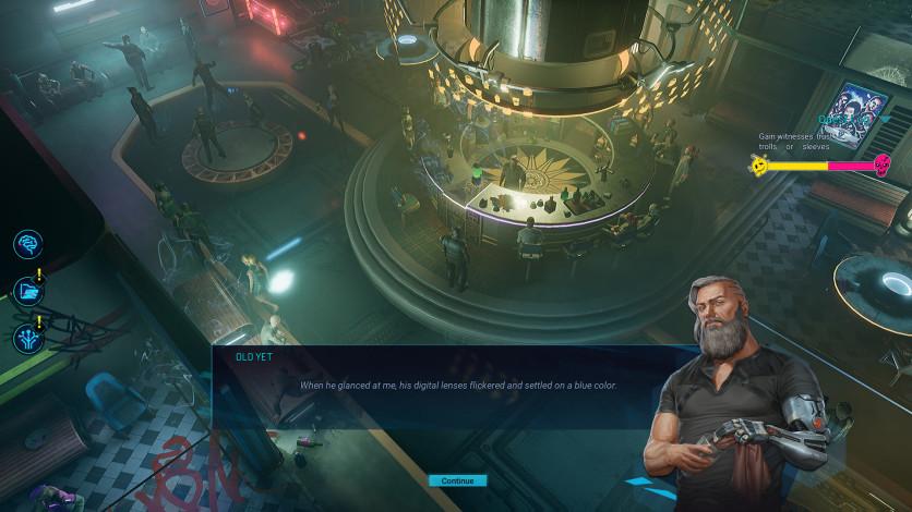 Screenshot 3 - Gamedec