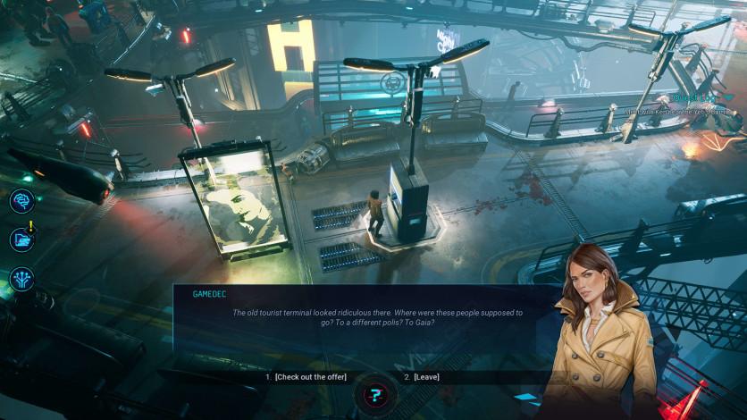 Screenshot 7 - Gamedec