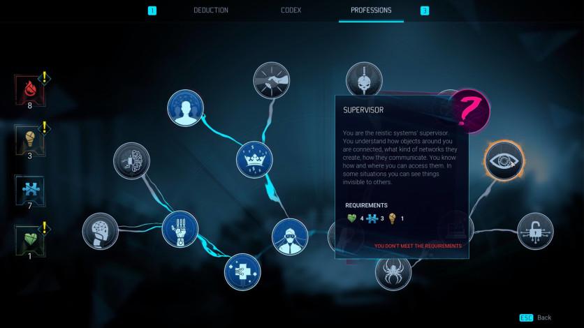 Screenshot 9 - Gamedec