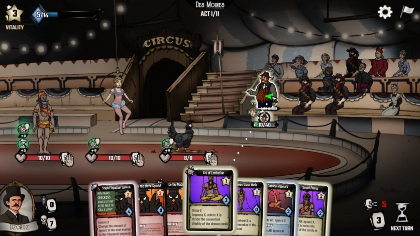 Screenshot 9 - The Amazing American Circus