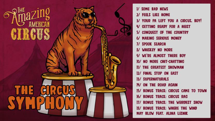 Screenshot 1 - The Amazing American Circus - The Circus Symphony