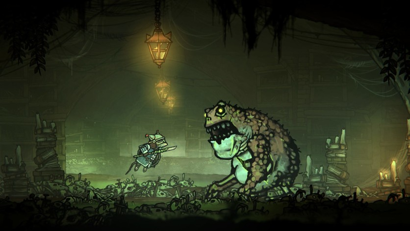 Screenshot 5 - Tails of Iron