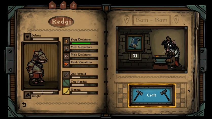 Screenshot 7 - Tails of Iron