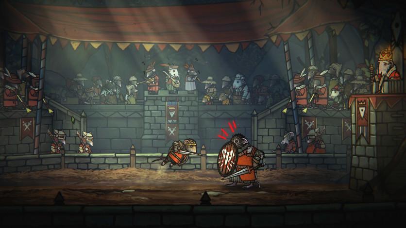 Screenshot 2 - Tails of Iron