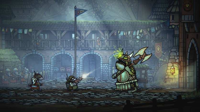 Screenshot 8 - Tails of Iron