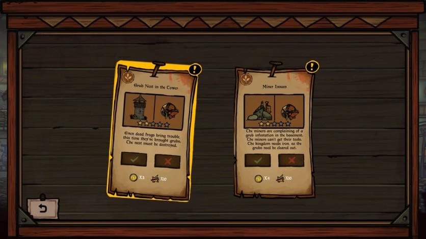 Screenshot 9 - Tails of Iron