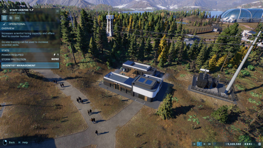 Screenshot 9 - Jurassic World Evolution 2