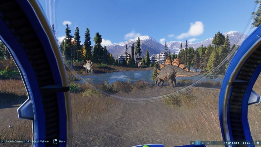 Screenshot 8 - Jurassic World Evolution 2