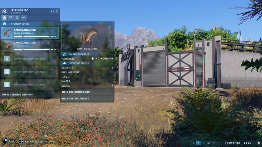 Screenshot 10 - Jurassic World Evolution 2 - Deluxe Edition