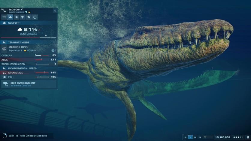 Screenshot 3 - Jurassic World Evolution 2 - Deluxe Edition