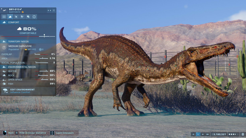 Screenshot 6 - Jurassic World Evolution 2 - Deluxe Edition