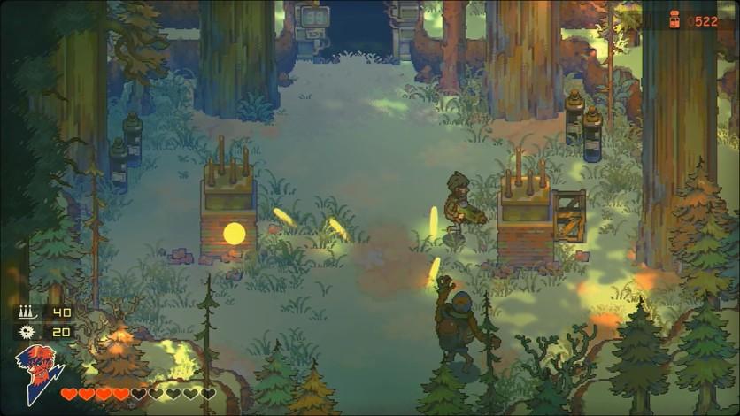 Screenshot 3 - Eastward