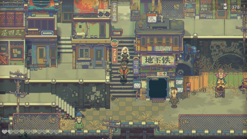 Screenshot 2 - Eastward