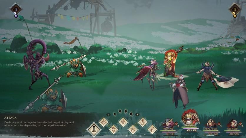 Screenshot 3 - Astria Ascending