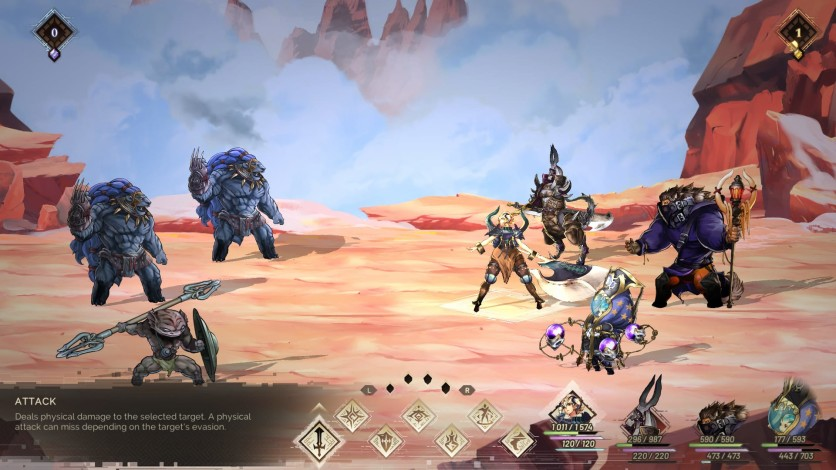 Screenshot 2 - Astria Ascending