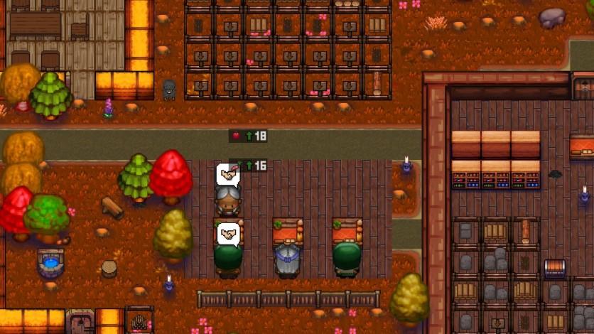 Screenshot 3 - Lords and Villeins