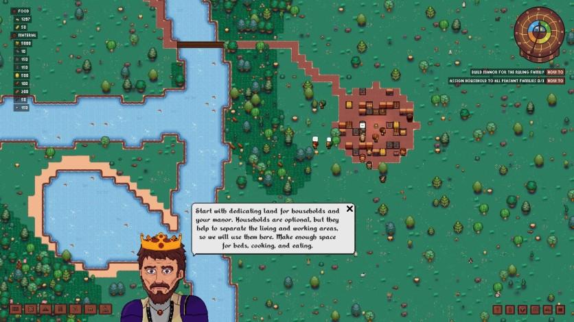 Screenshot 8 - Lords and Villeins