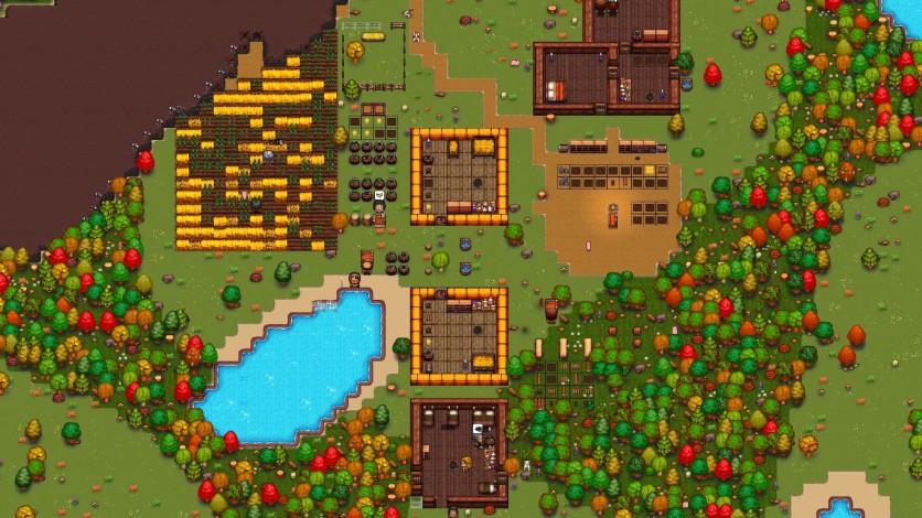 Screenshot 2 - Lords and Villeins