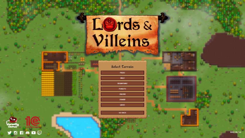 Screenshot 14 - Lords and Villeins