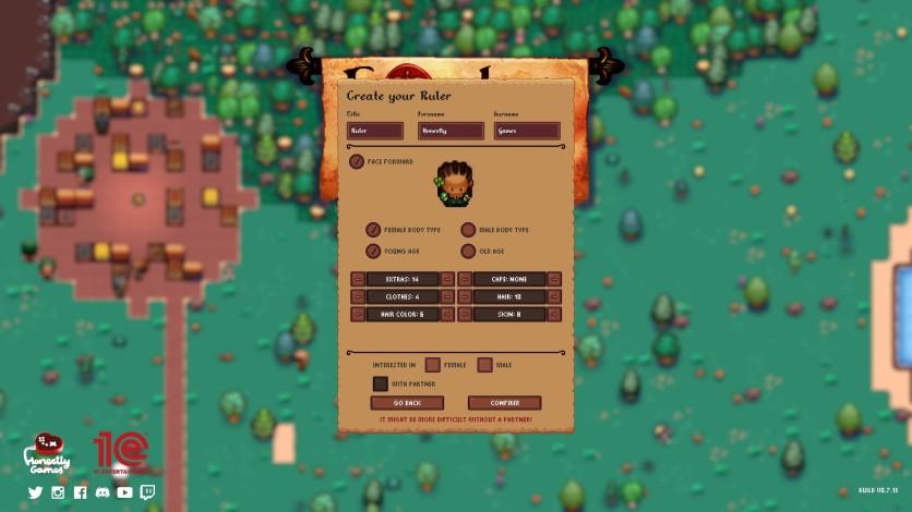 Screenshot 7 - Lords and Villeins