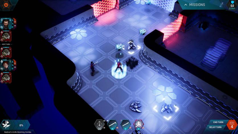 Screenshot 5 - The Protagonist: EX-1