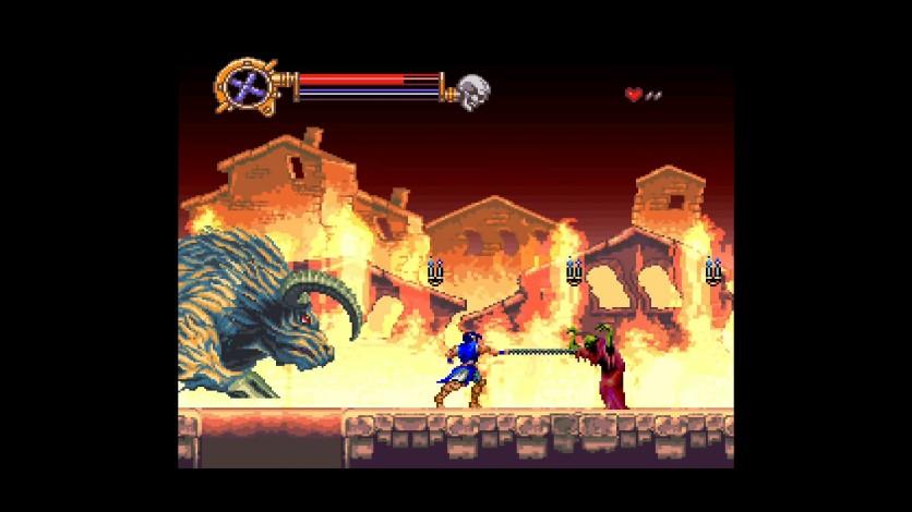 Screenshot 3 - Castlevania Advance Collection