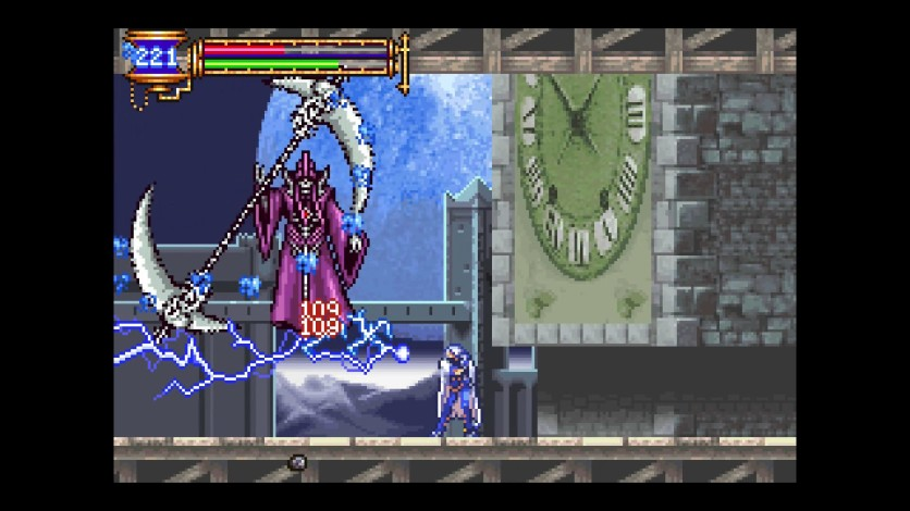 Screenshot 7 - Castlevania Advance Collection
