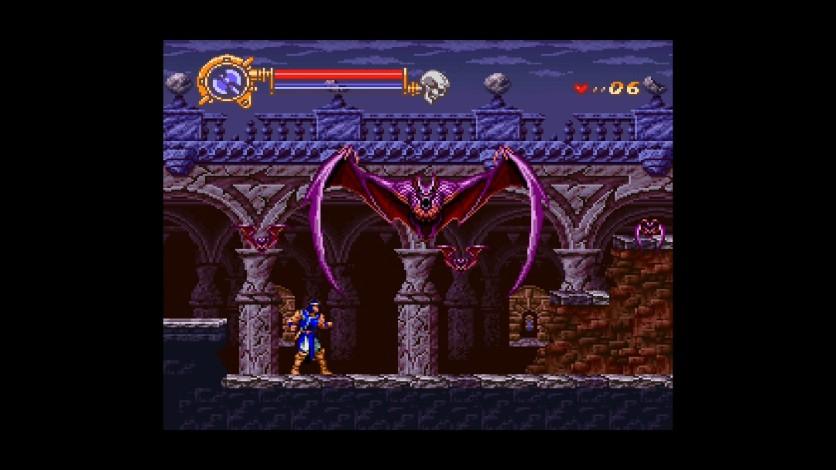 Screenshot 9 - Castlevania Advance Collection