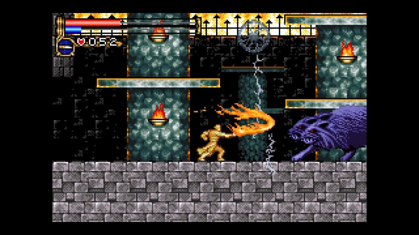 Screenshot 4 - Castlevania Advance Collection