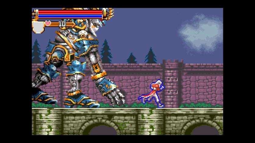 Screenshot 6 - Castlevania Advance Collection