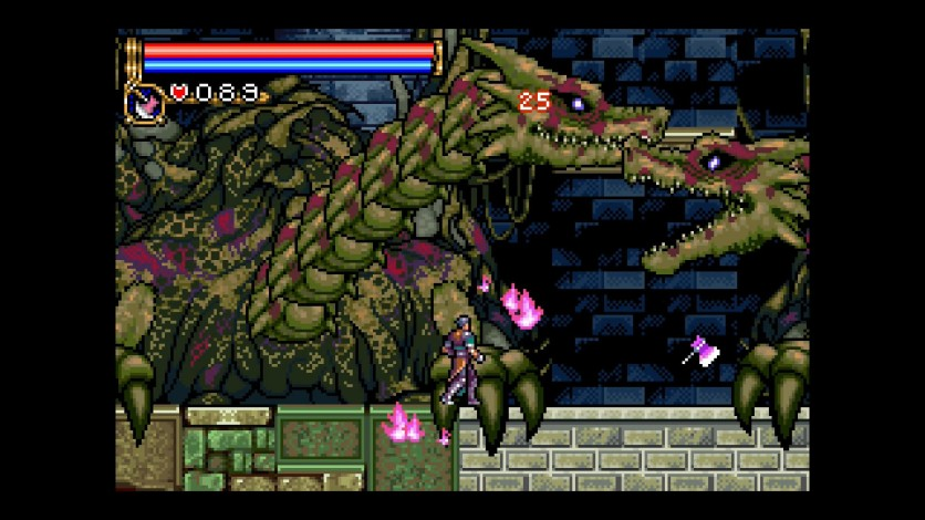Screenshot 8 - Castlevania Advance Collection