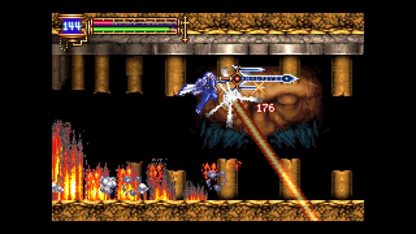 Screenshot 2 - Castlevania Advance Collection