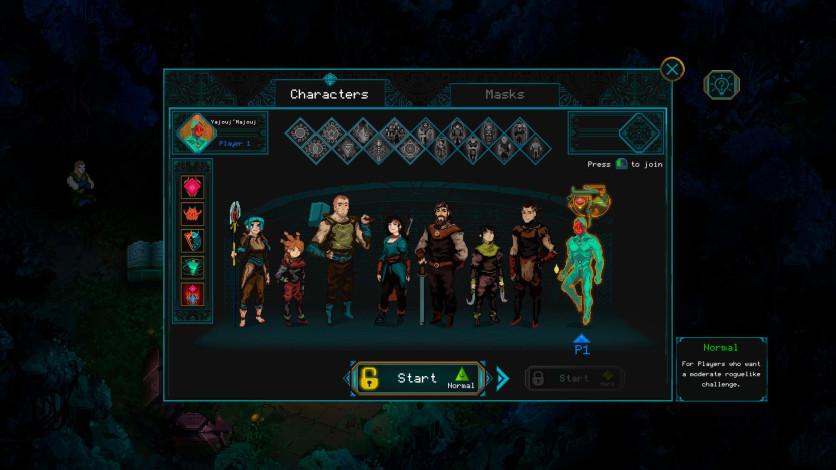 Screenshot 2 - Children of Morta: Ancient Spirits